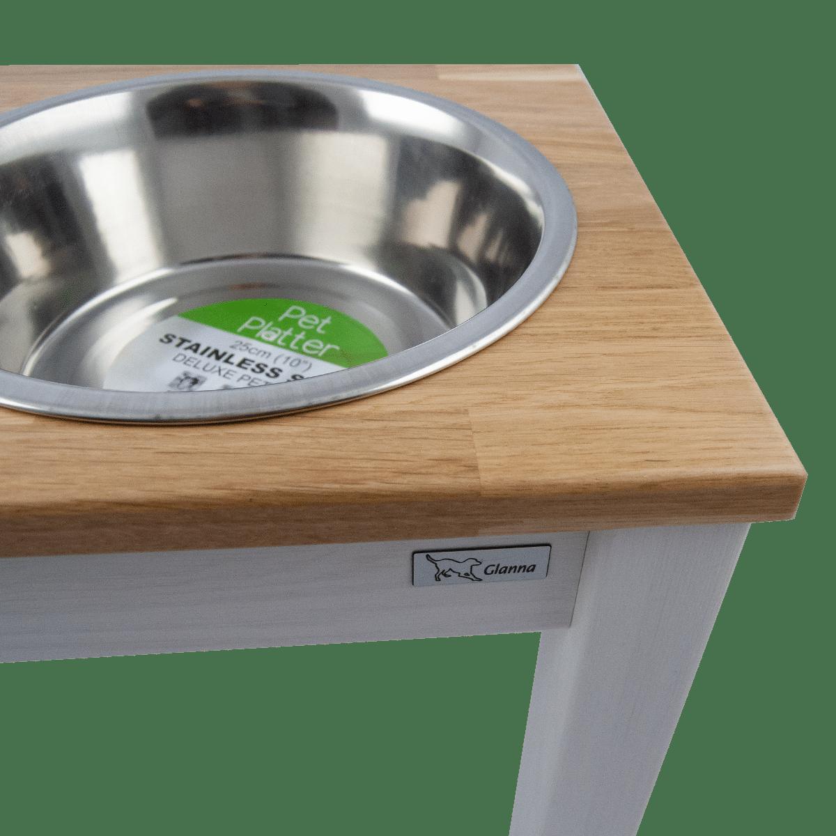 Snygg matbar till hunden- snygg inredningsdetalj