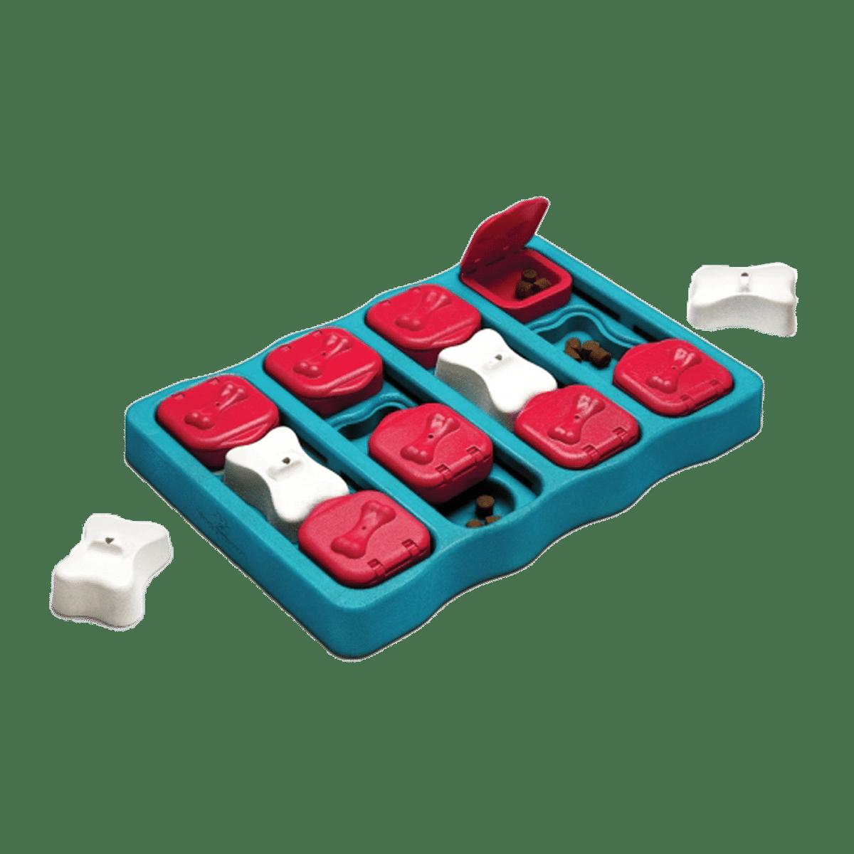 Leksak som aktiverar hunden och katten- Dog Brick