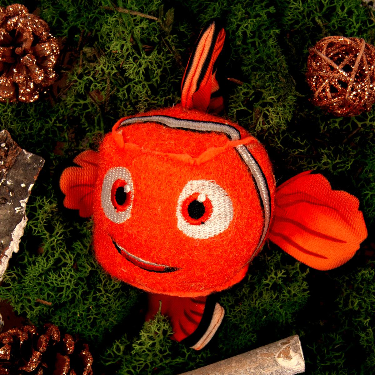 Nemo från filmen Hitta Nemo finns nu som hundleksak