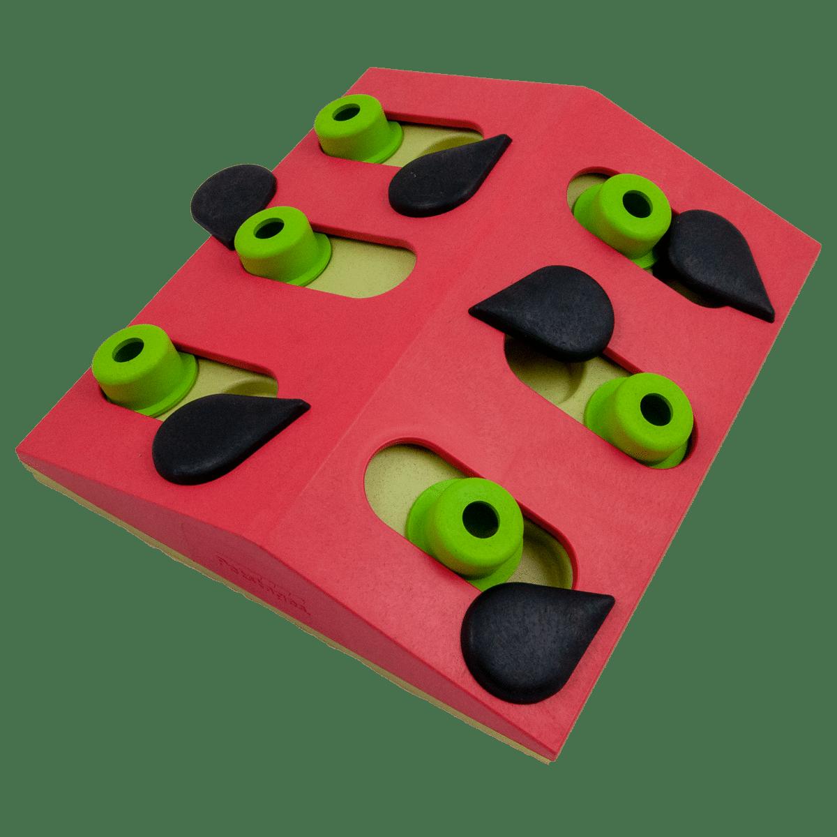 Melon Madness Puzzle aktiverar katten