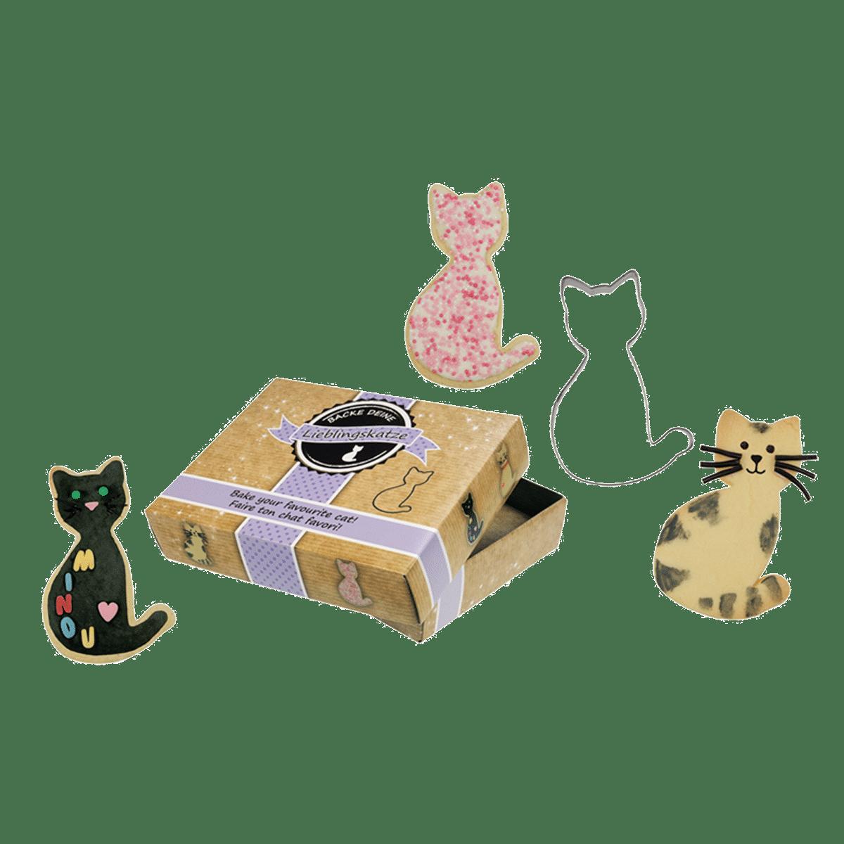 Kattkakor i olika modeller