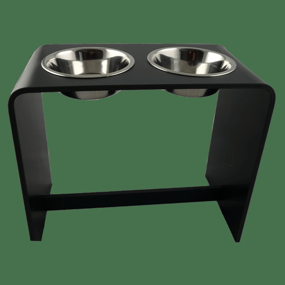 Snygg matbar till den stora hunden - outlet