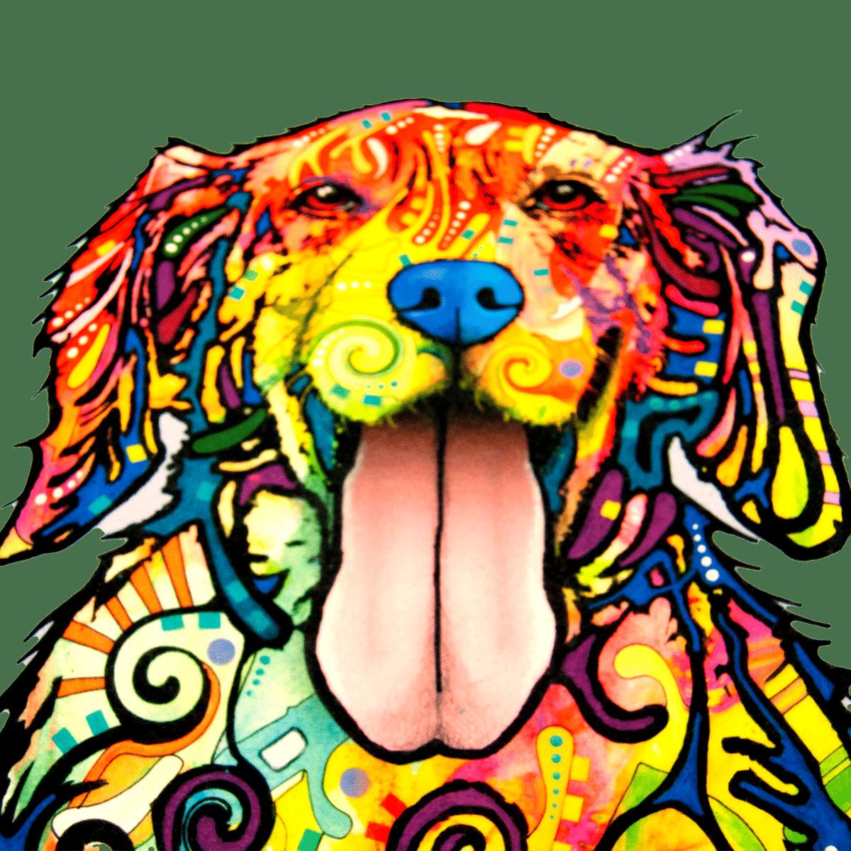 Underlägg till hundens matplats