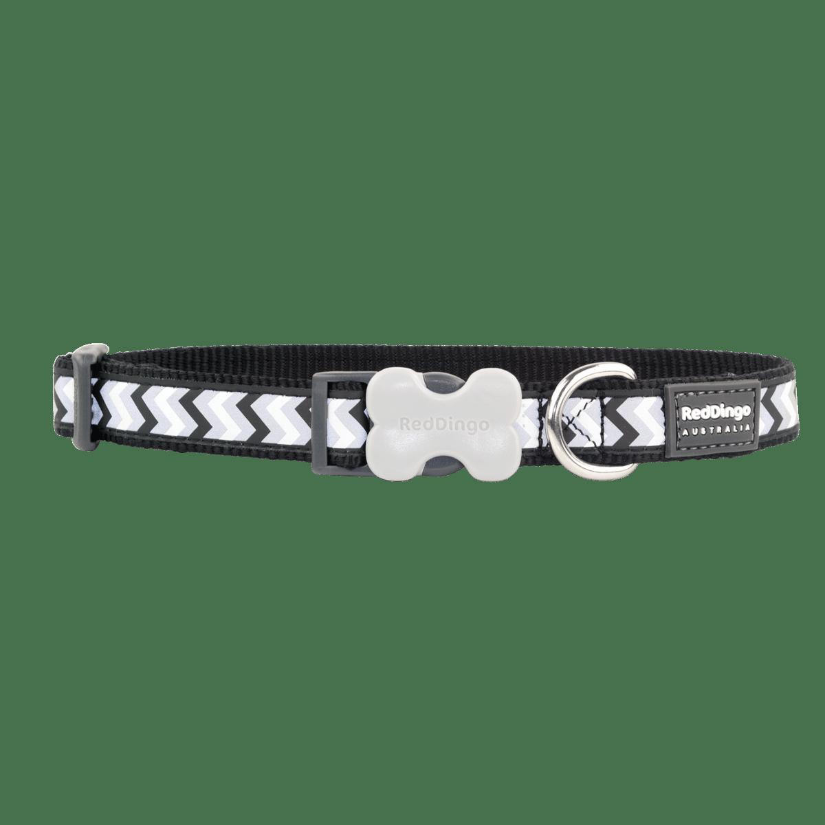 Elegant hundhalsband av hög kvalitet