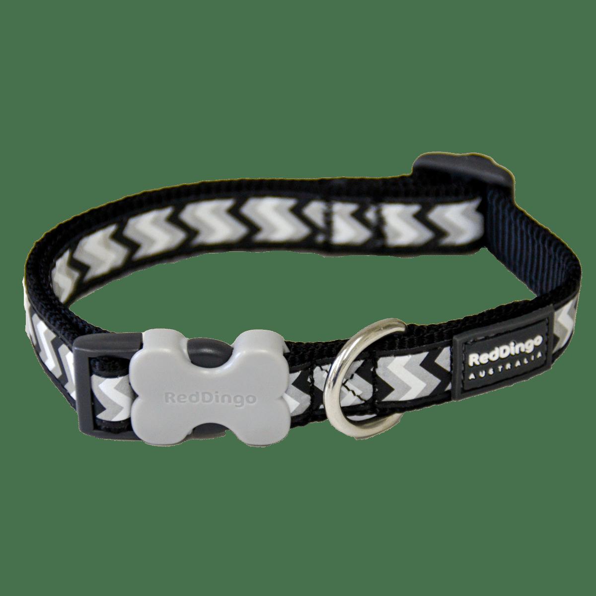 Snyggt hundhalsband av hög kvalitet